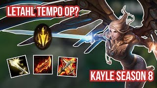 SEASON 8 KAYLE IS ACTUALLY...?