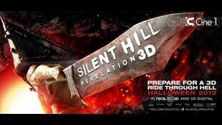Сайлент Хилл 2, 2012  - русский трейлер HD