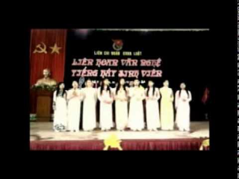 Hãy đến với những con người Việt Nam tôi-Đại học Vinh 50 B2 Luật