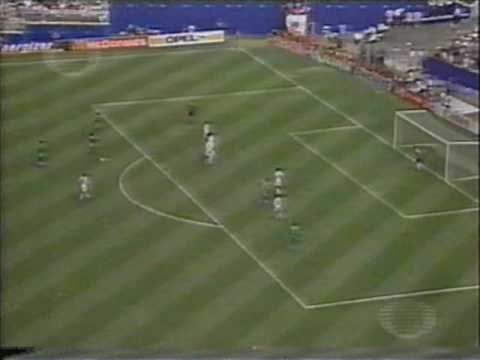 Nigeria  1 -- 2 (a.e.t.)  Italy  Round of 16 1994 FIFA World Cup