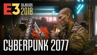 CYBERPUNK 2077, tras ver 50 minutos, es mega TOP