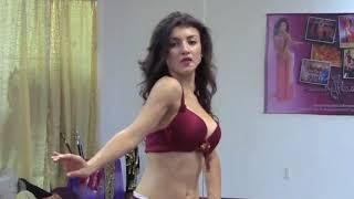 Belly Dance - Basic Movements #4 - Hand, Shoulder, Arm Circles - StepFlix Lessons