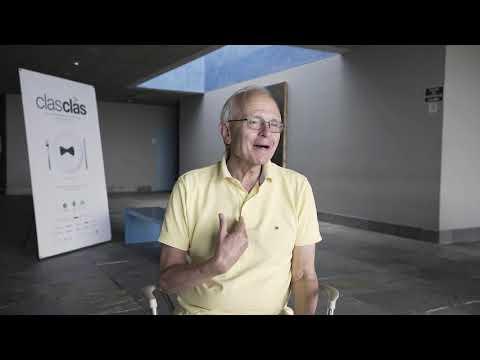 clasclas interview ::   Franz Bartolomey · Cello Mentor - in english