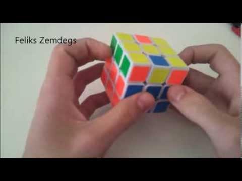 [Guest Sunday] Twelve Cubers, One Scramble