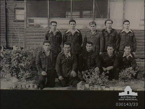 Antonino Lumia POW in Australia - 1941-1946. Subtitles.