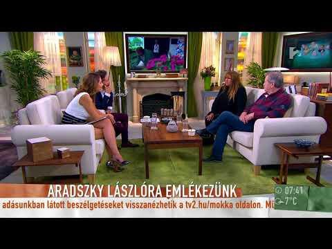 Koós János Aradszky László haláláról: ˝Hetven éve nem sírtam, és elbőgtem magam˝ - tv2.hu/mokka