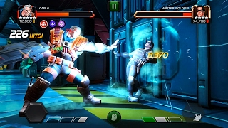 Marvel: Contest of Champions - Cable Vs. Winter Solider [Realm of Legends]