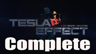 Tesla Effect A Tex Murphy Adventure  Full Game Walkthrough / Complete Walkthrough
