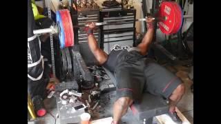 Jaisyn Mike | 600 lbs Bench |