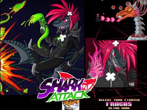 Shark Attack - Fracas gameplay