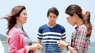 元参議院議員の姫井由美子による小説を基にしたドラマ。深い溝ができて...