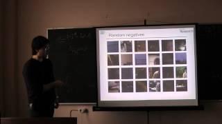 Лекция 8 | Введение в компьютерное зрение | Антон Конушин