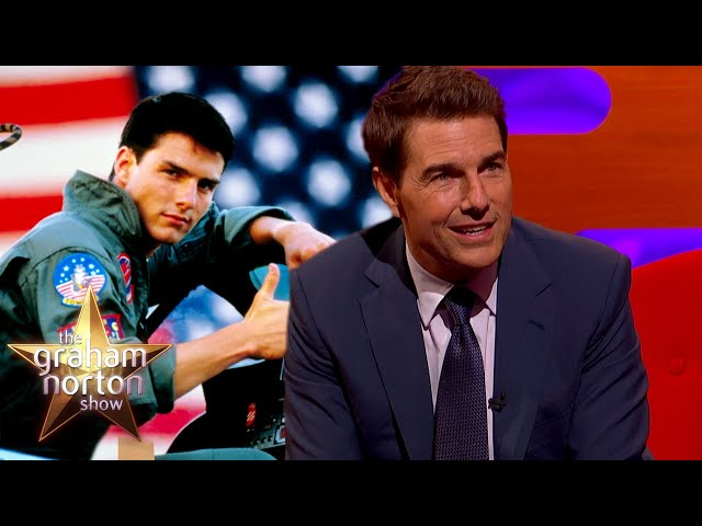 Tom Cruise's Insane Training For Top Gun | The Graham Norton Show