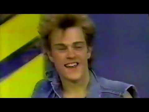 Tommy Conwell and the Young Rumblers - People are Talking TV Show (Winter 1987)