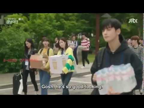Mere rashke qamar||korean mix|| my id is Gangnam beauty||
