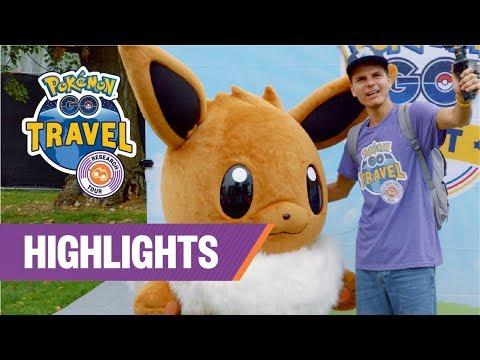 Pokémon GO Travel: Research Tour—Highlights thumbnail