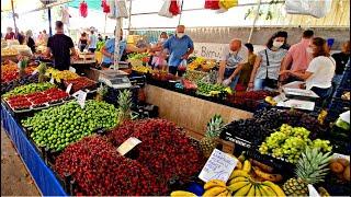 Турцию откроют и что вас ждёт Я афигела на турецком базаре от цен Яблоки 150 рэ абрикосы 250