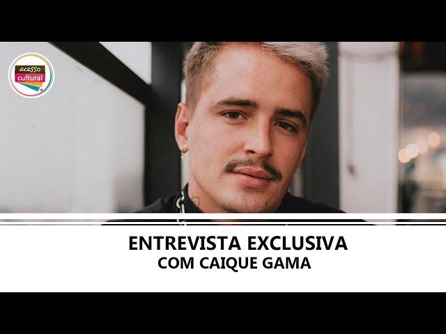 Entrevista com Caique Gama, do #DeFériasCelebs