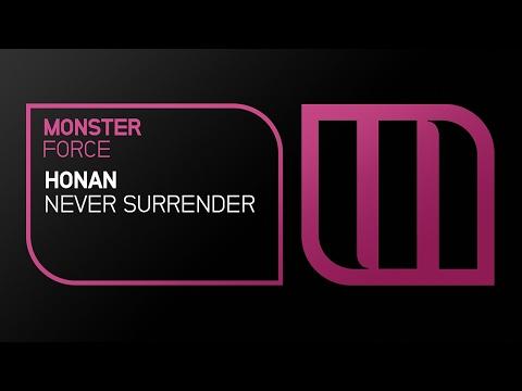 Honan - Never Surrender [Out on 21st April 2017]