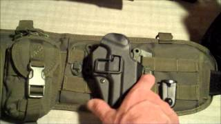 Condor Battle Belt and Trauma Kit Set-Up