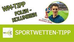 WM Tipp | Polen - Kolumbien | kostenlose Analyse