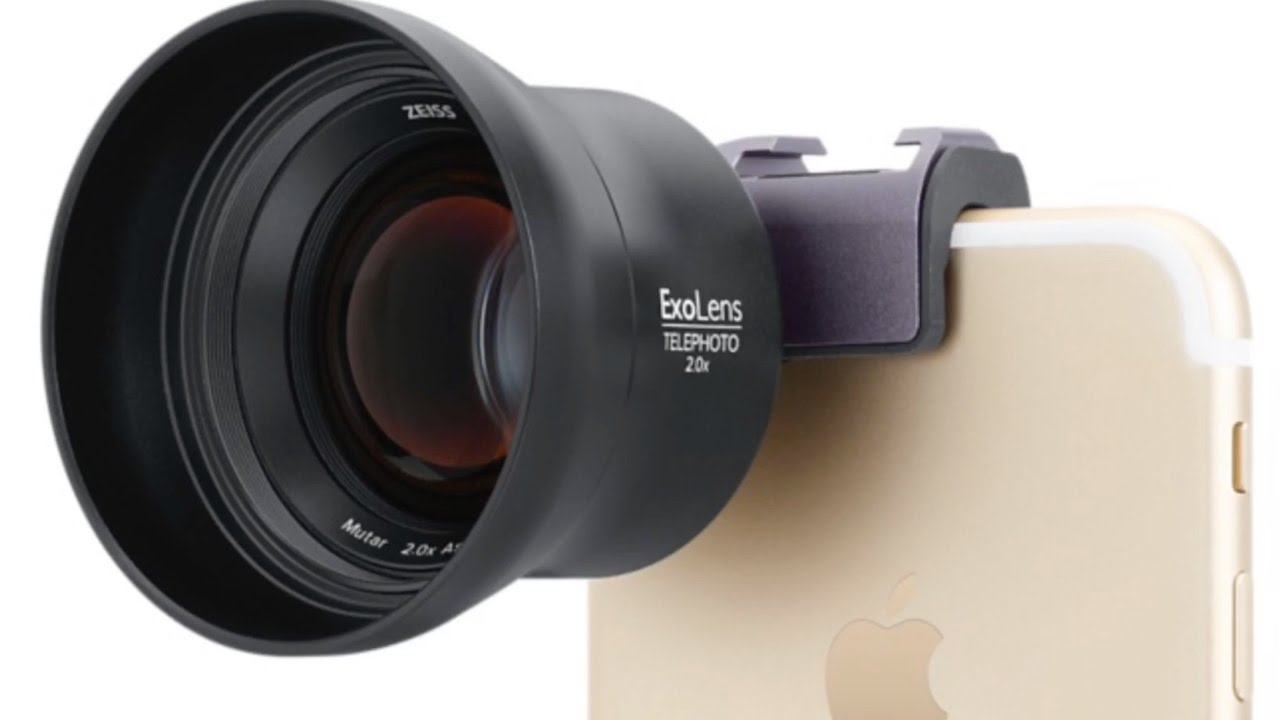 best sneakers 4060c babc6 UNBOXED - Exo Lens Pro for iPhone 7