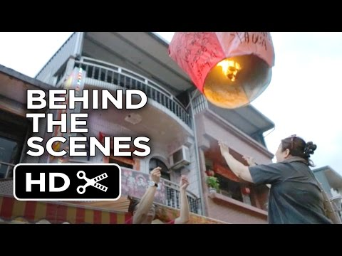Lucy Behind the Scenes - Shooting in Taipei (2014) - Scarlett Johansson Movie HD