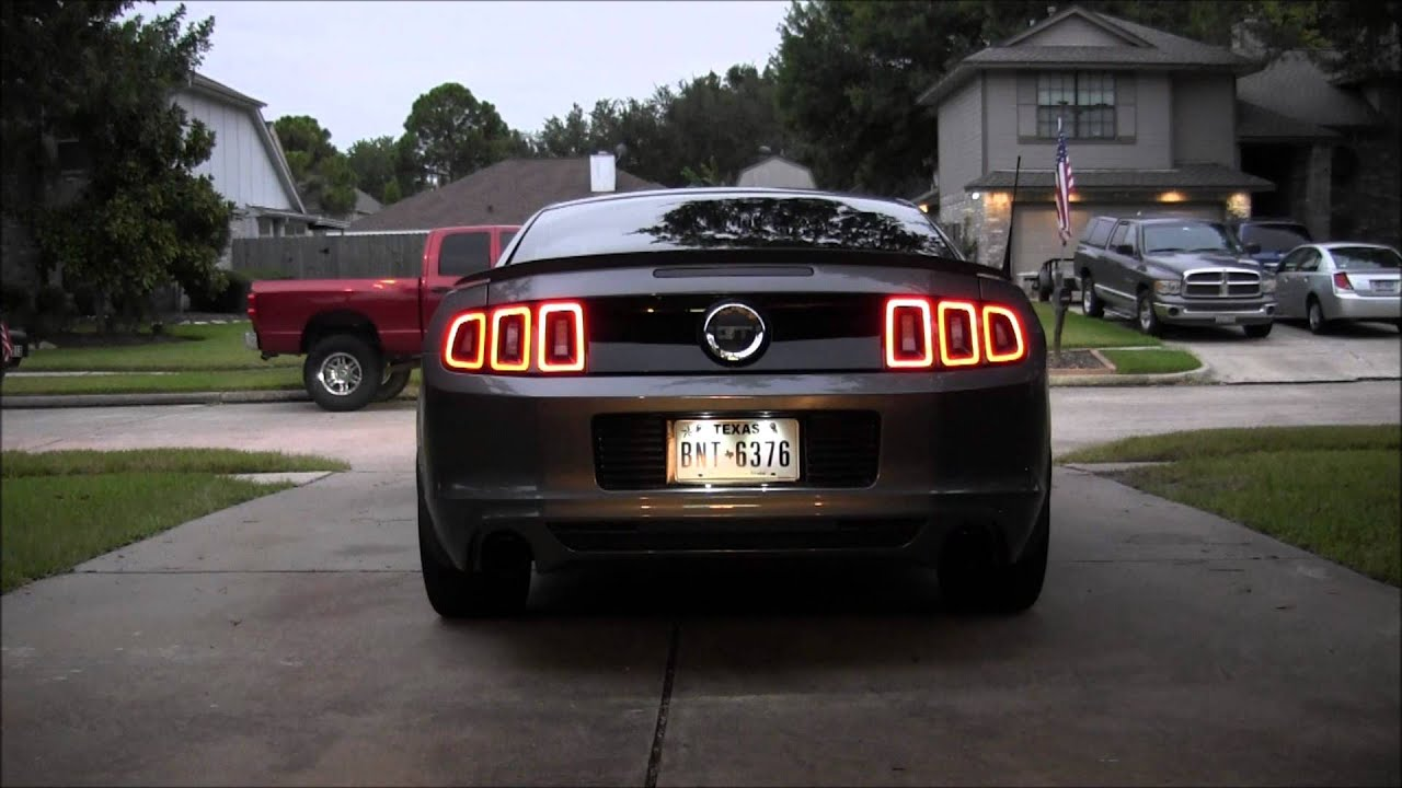 2013 Mustang Gt 5 0 Off Road H Pipe Resonator Deletes And