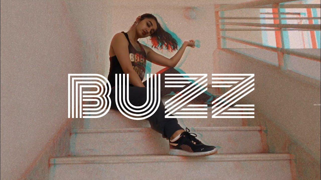 Buzz- dance cover| Reggaeton Remix | Aastha & Badshah | Priti Puri