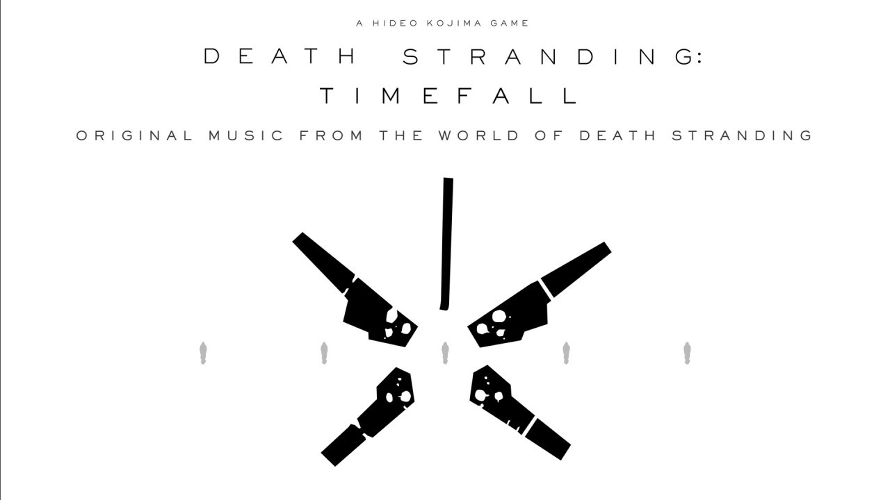 Image result for death stranding soundtrack