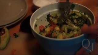 Blogs: Bbq Chicken Fajitas And Super Simple Sangria | The Queen's Journal