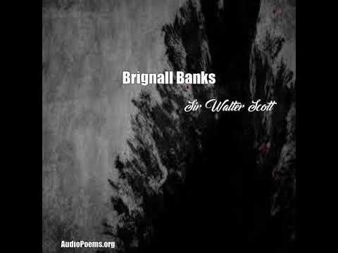 Brignall Banks (Sir Walter Scott Poem)