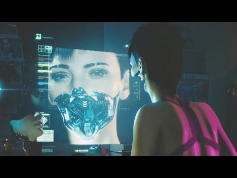CYBERPUNK 2077 - Official E3 2018 Trailer