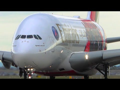 EPIC 15 MINUTES of Melbourne Airport Plane Spotting   February 2018 Highlights!
