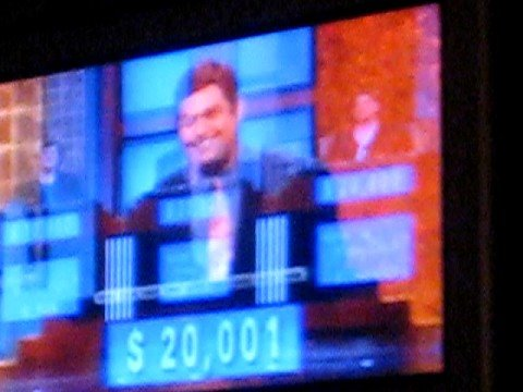 Brian Levinson: Final Jeopardy (Take one)