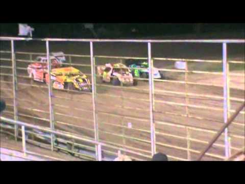 McCook Speedway 4/20/2012 Modified Feature