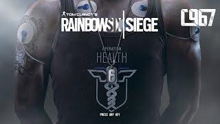 Rainbow Six Siege - SILVER RANK PLAY PC