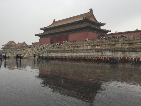 Beijing 北京 (2015 November 11月) Part 2/3 - Forbidden City 故宫