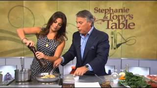 Stephanie And Tony's Table: Pasta With A Little Pizzazz
