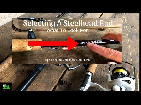 Steelhead Fishing Tips | Selecting A Rod, Reel, Line And More | BEGINNER Steelhead Fishing