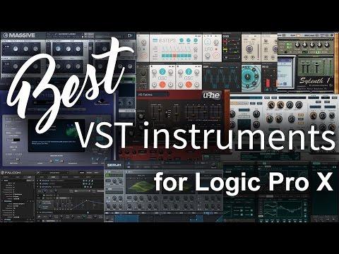 Best VST Plugins For Logic Pro X   Beat Maker Tutorials