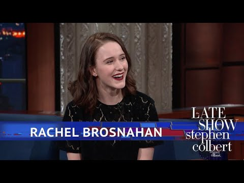 Rachel Brosnahan Has Disappointed Her Father In So Many Ways ...