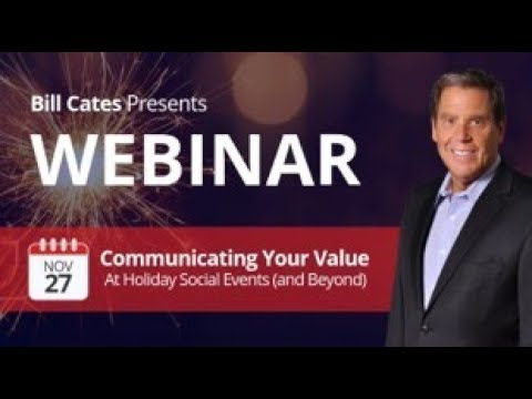 Communicate Your Value to Spark Interest at Upcoming Holiday Events and Beyond