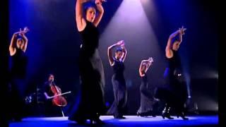 Martinete ballet vestido negro