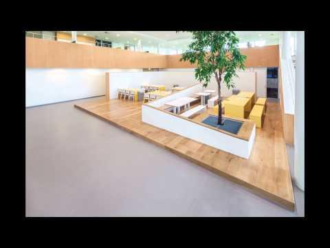 Interieurfotografie Haarlemmermeerlyceum