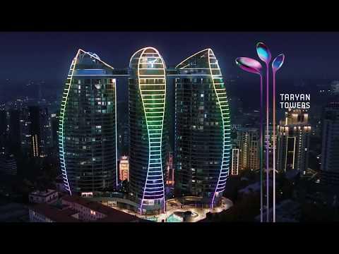 Taryan Towers. Башни будущего. Целый мир внутри!