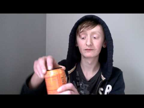 Rockstar Recovery Orange (Energy Drink Review)