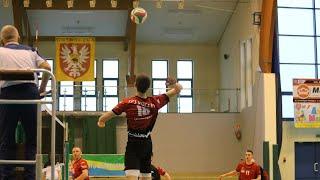 SPS Volley Ostrołęka - Huragan Wołomin