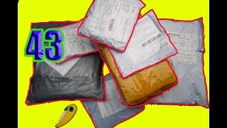 посилки з алиэкспресс, конкурс #43, китайські товари огляд, свіжа розпакування 7 посилок