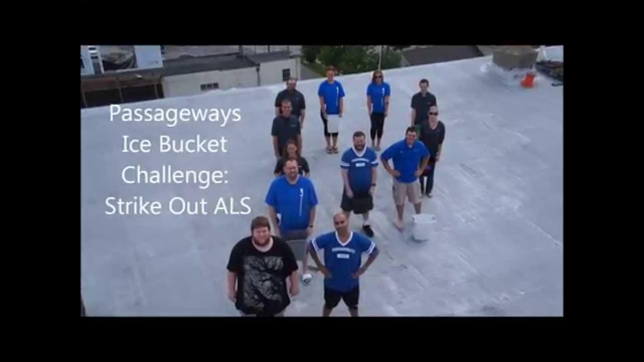Passageways Ice Bucket Challenge